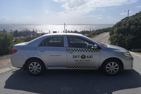 24-7 Taxi Services Mossel Bay