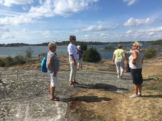 Östergötland, Suède : Lammskär, St.Anna archipelago