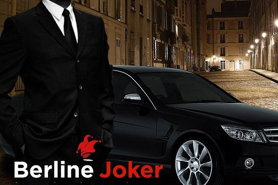 Berline Joker  - Airport cab paris