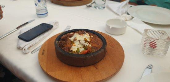 ottoman kebab - yum yum