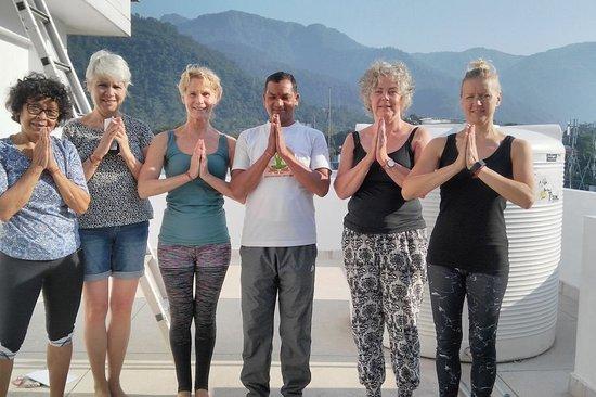Rishikesh Yoga Home