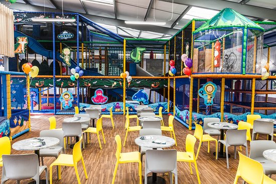 ‪‪Horley‬, UK: Lets Explore's colourful, interactive and engaging soft play space.‬