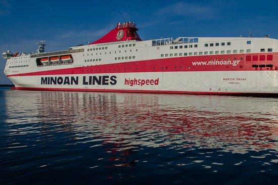 Minoan Lines Chania