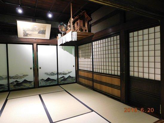Aoyagi Samurai Manor Museum: 母屋探訪プレミアムツアーの景観一例