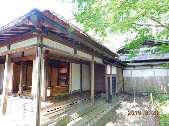 Aoyagi Samurai Manor Museum: 母屋外観景観一例