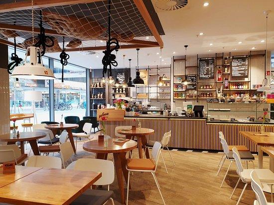 Primo Cafebar direkt im Modehaus Zinser