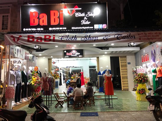 Ba Bi Cloth Shop