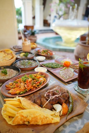 Abunawas Restaurant Bali: Enjoy your Middle Eastern and Mediterranean cuisine in the most authentic place.