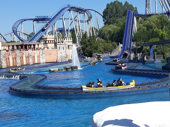 Cartina Europa Park.European Disneyland Review Of Europa Park Rust Germany