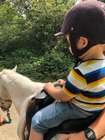 Pony Bulut ile gezinti keyfi