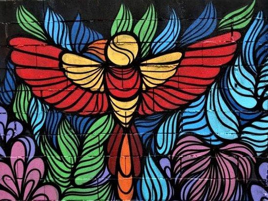 Fresque Vidigal