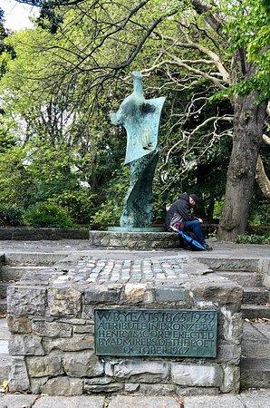 William Butler Yeats Memorial