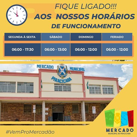 Mercado Municipal de Piracicaba
