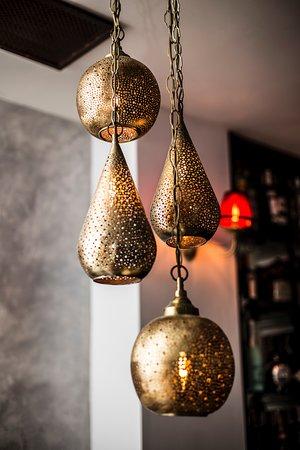 Oryginalne marokańskie lampy z Fez