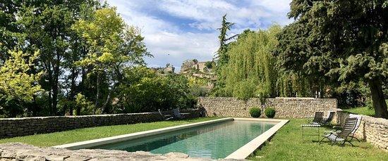 Экс-ан-Прованс, Франция: Auberge Pool & Garden
