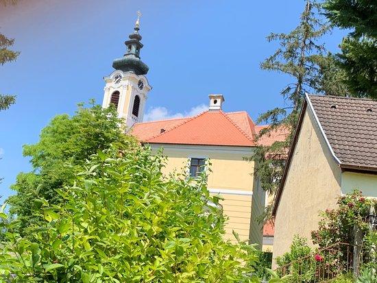 Katholische Pfarrkirche St. Barbara und Agatha
