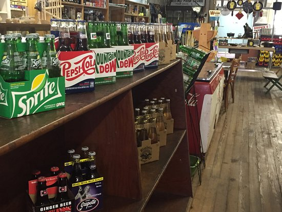 Four Oaks, NC: Stanfield's General Store