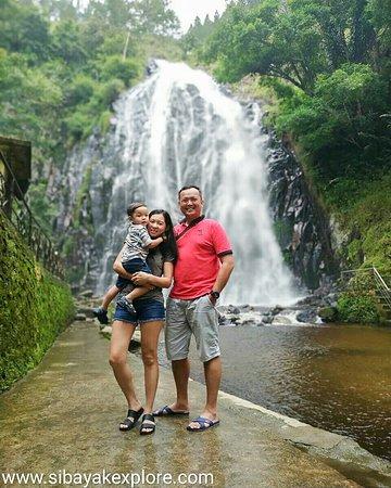 Efrata waterfall, Tuk tuk, Samosir