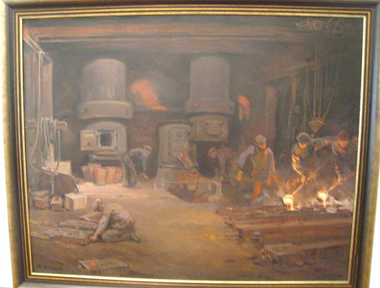 National Art Gallery: Foundry
