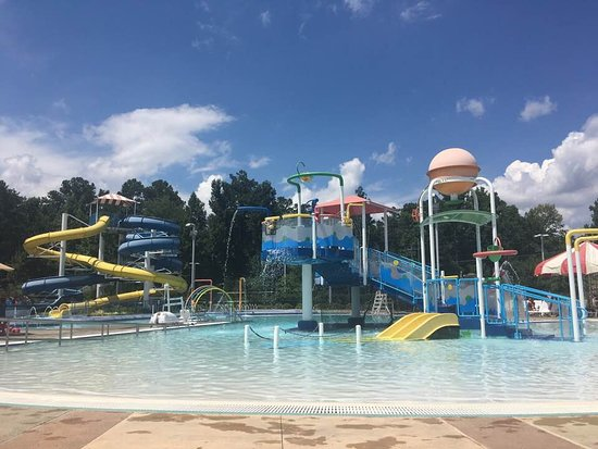 Cherokee County Aquatic Center
