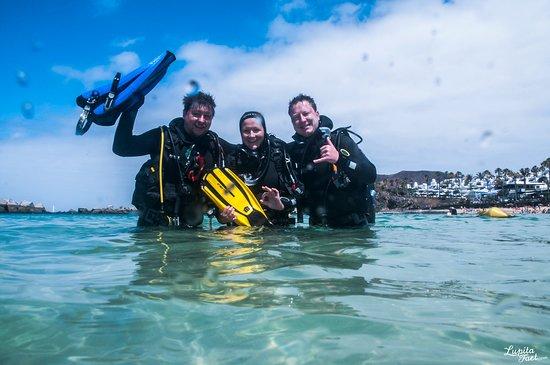 Pura Vida Diving: open water