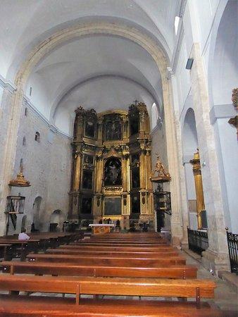 Tordesillas, Spain: Altar mayor