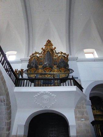 Tordesillas, Spain: Órgano y coro