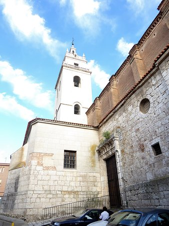Tordesillas, Spain: Vista de la torre