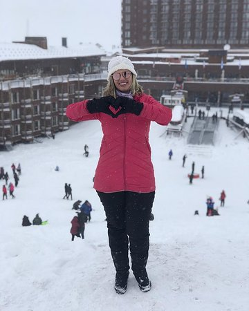 Valle Nevado!