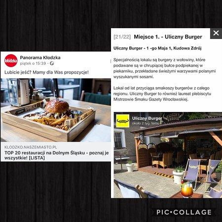 Top 20 restauracji na Dolnym Śląsku 💪 Uliczny Burger 🥇. Dziękujemy 🍔👊😁🔥