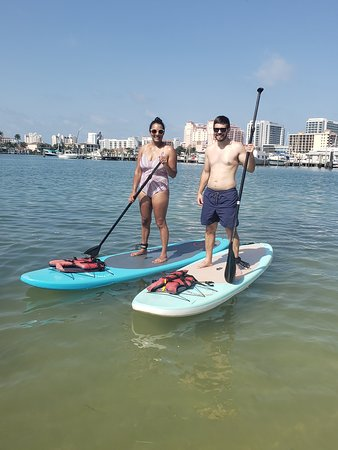Clearwater Beach Paddleboard and Rental Co.