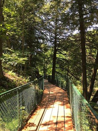Promenade Gorge de Coaticook