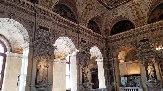 Beautiful museum