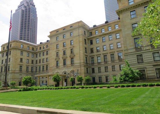 Кливленд, Огайо: Drury Hotel in downtown Cleveland