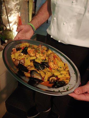 Osteria macramé: Ottimi primi piatti