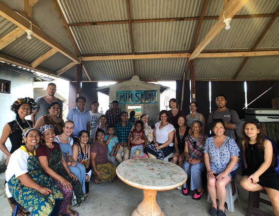 Five Pillar Experiences: Women's group - Taking care of women and special needs children
