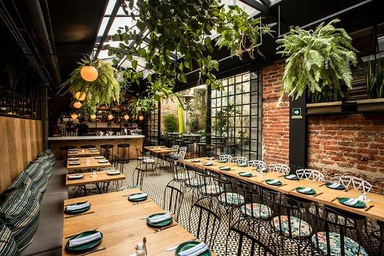 Leon Mozzarella Bar Bogota Menu Prices Restaurant