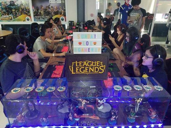 GamerXP eSports Arena