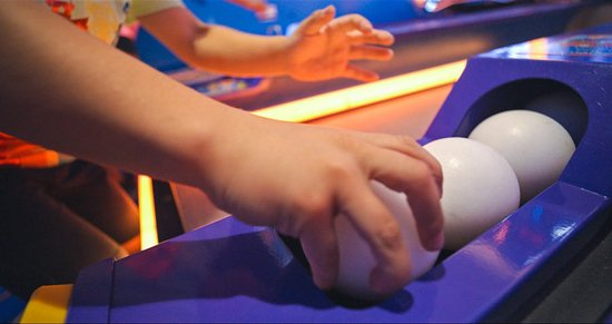 Experience Arcade City at The Island in Pigeon Forge, TN!