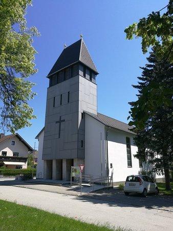 Seewalchen am Attersee, Austria: Evangelische Kirche