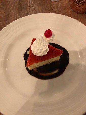 Dessert at M.E.A.T