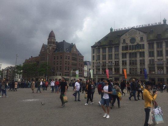 City's main square