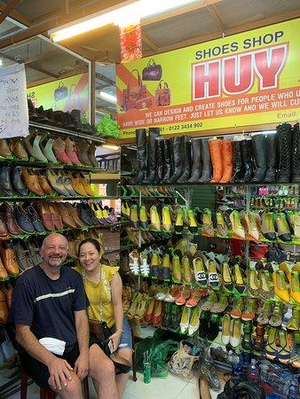 Shoes Shop Huy