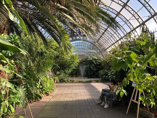 Greenhouse Tauride Gardens