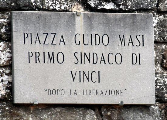 Piazza Guido Masi
