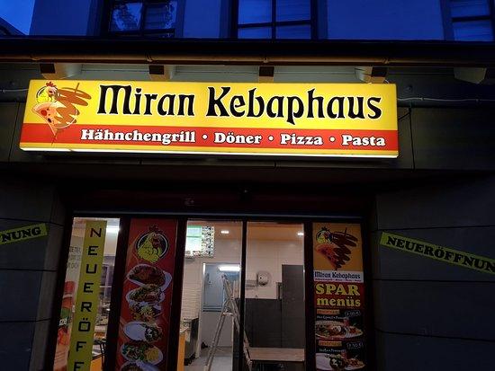 Leingarten, ألمانيا: Heilbronnerstr. 26 Leingarten 74211  Miran Kebaphaus, Kebap, Döner, Pasta, Hähnchengrill