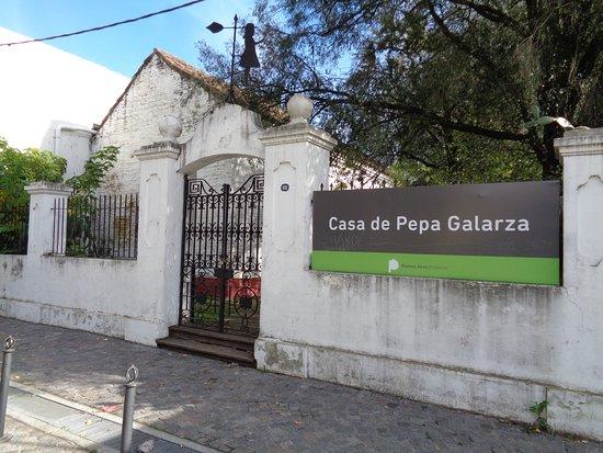 La Casa de Pepa Galarza