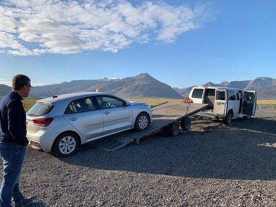 Vatnajokull Travel