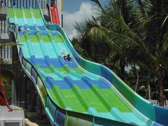 Hotel Riu Palace Bavaro: Great water park at the resort