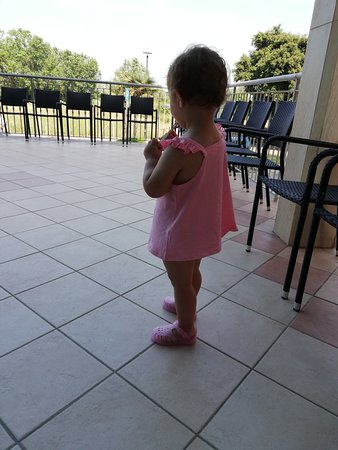 Hotel Caravel: La principessina del babbo..